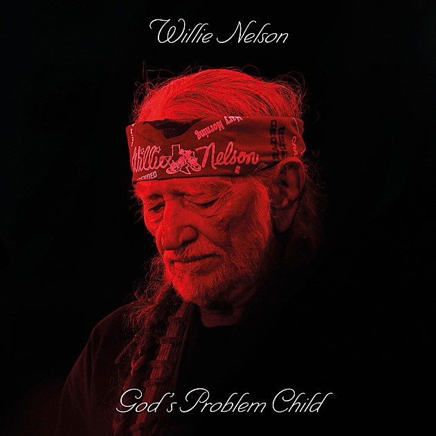 Image result for willie nelson god's problem child album cover photo