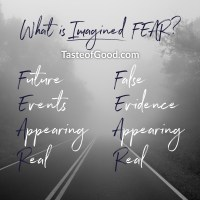 What is Imagined FEAR?