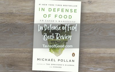 In Defense Of Food – Book Review
