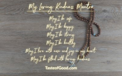 Loving Kindness Meditation Mantra