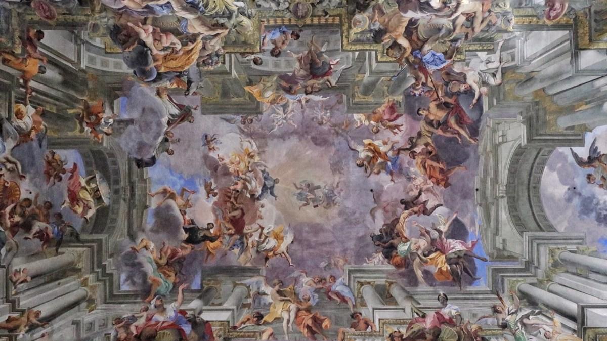 【意大利暑假自駕遊】(17) 羅馬隱藏景點推薦  聖依納爵堂幻覺壁畫代表作 – TASTE OF MILANO