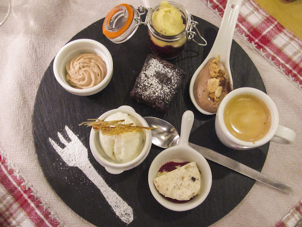 Le Café Gourmand at La R'mize, Les Gets