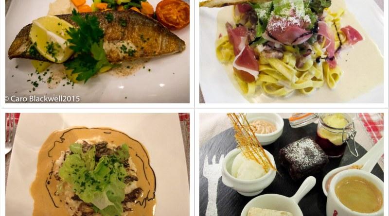 Restaurant La R'Mize, Les Gets