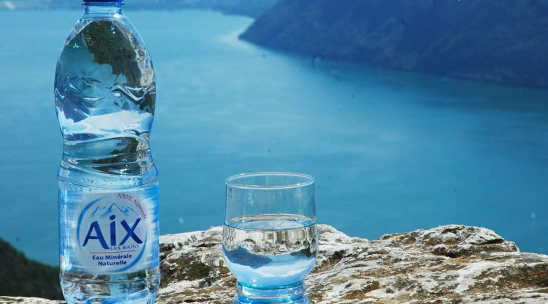 Mineral Water of the Rhone Alpes