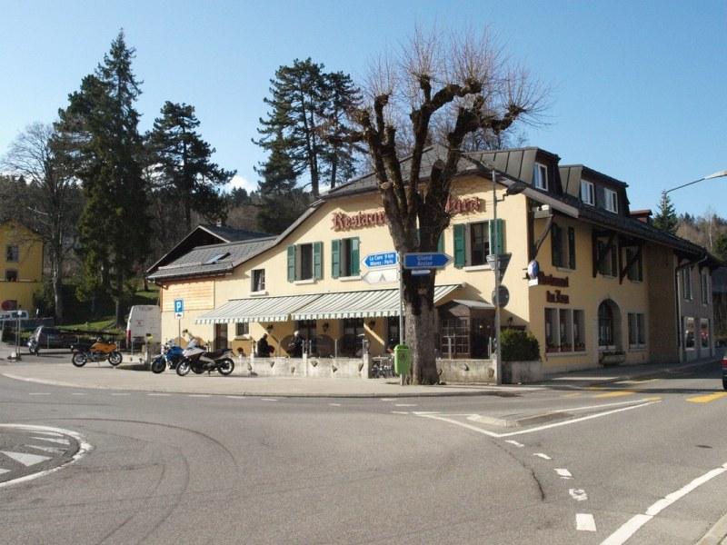Restaurant du Jura, Saint Cergue