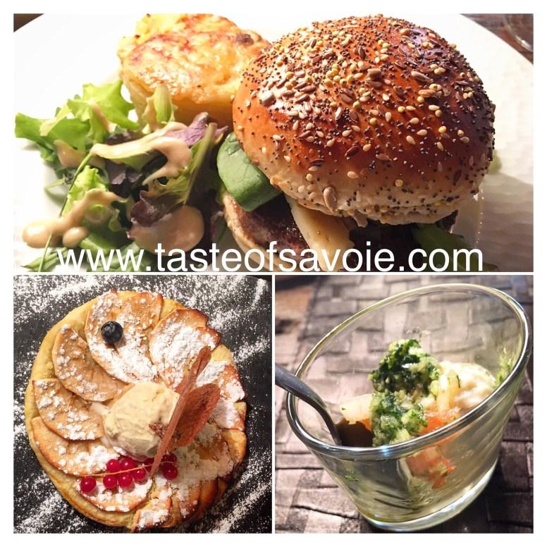 Plat du Jour - Gourmet Burger
