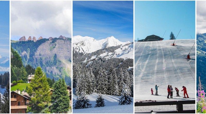 Les Gets, Haute Savoie