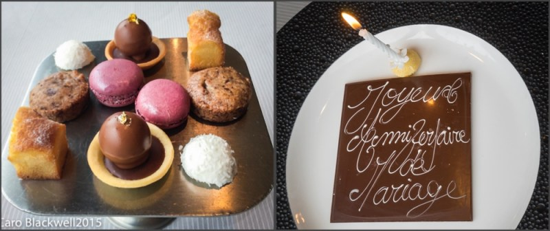 Petits Fours at Tetedoie