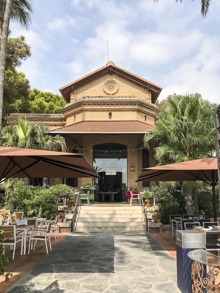 Villa Mar Restaurant, Benicassim
