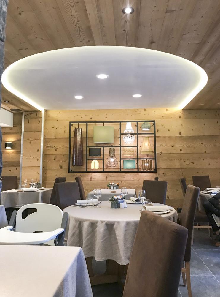 Interior Decor at L'As des Neiges Les Gets