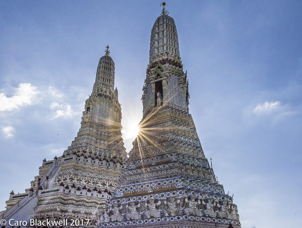 Wat Arun Temple, Bangkok - Taste of Savoie Travels