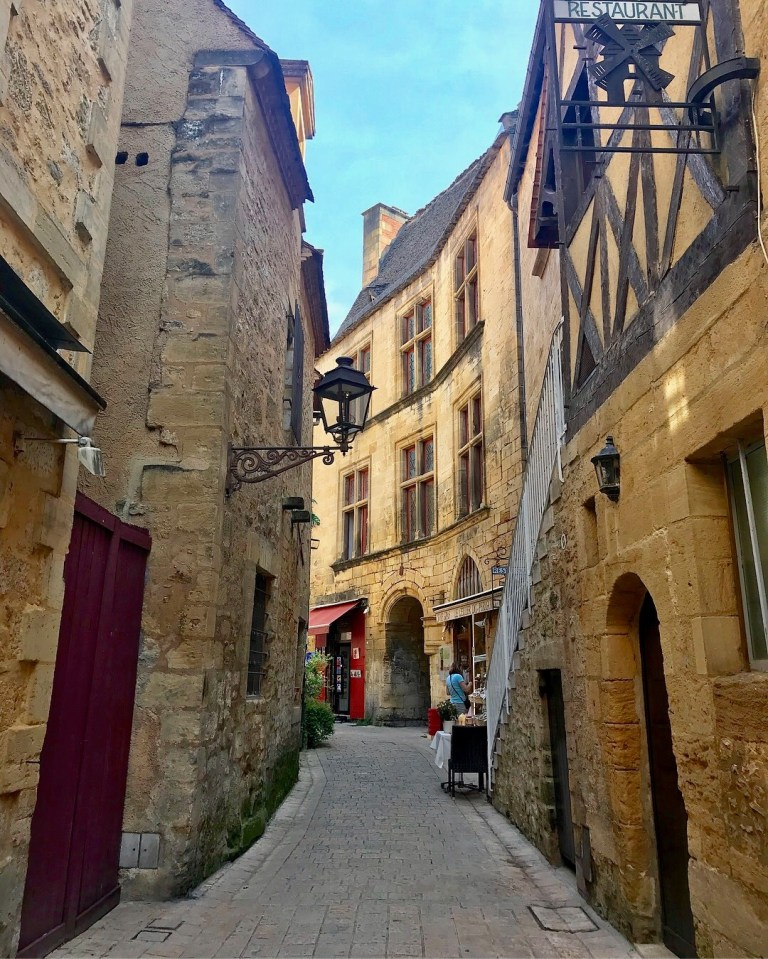 The Streets of Sarlat - Taste of Savoie Travels