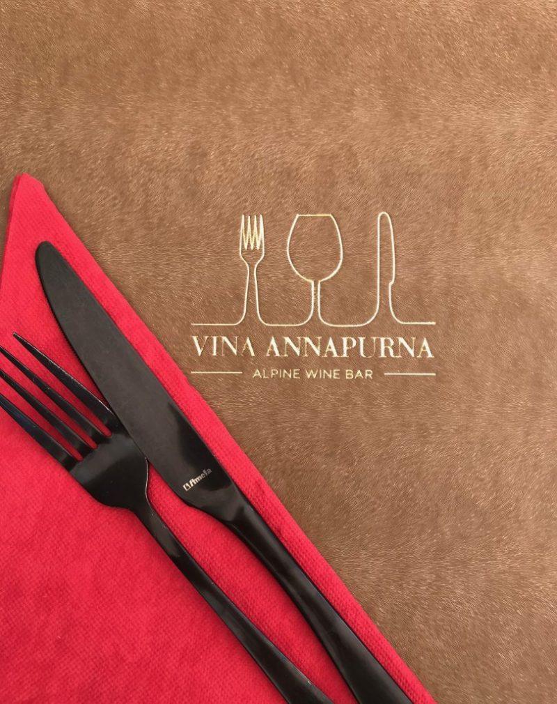 Vina Annapurna, Les Gets