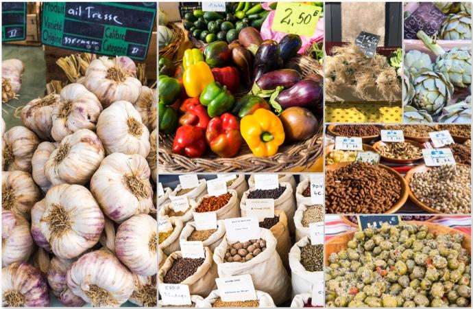 Market Day in Castillon la Bataille