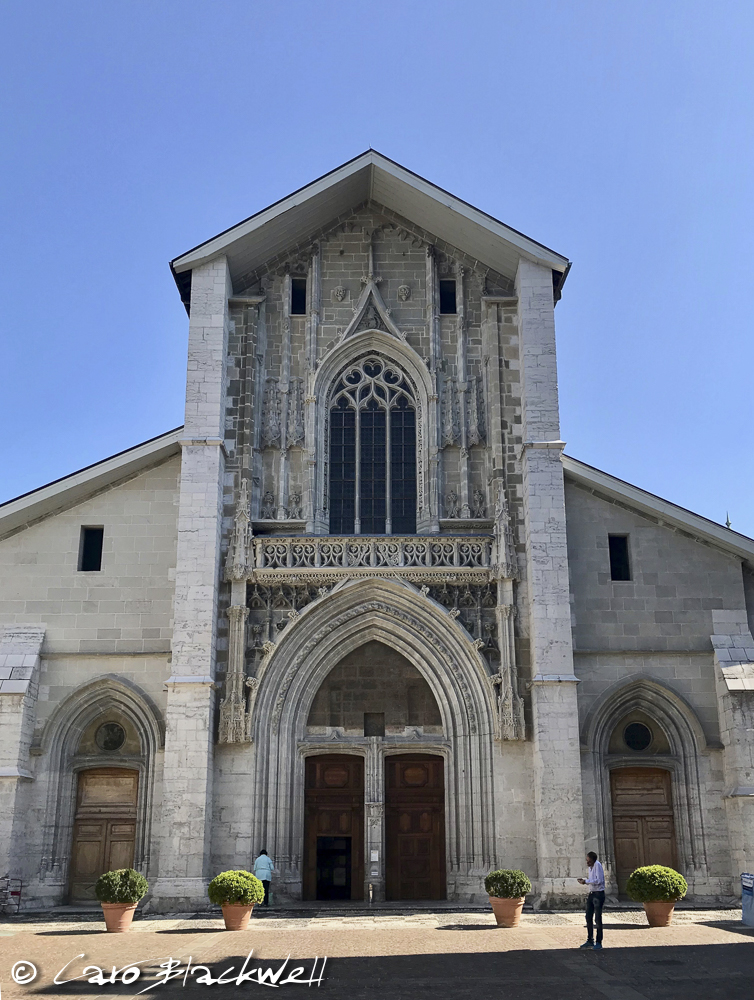 Cathedral Saint Francois de Sales Chambery
