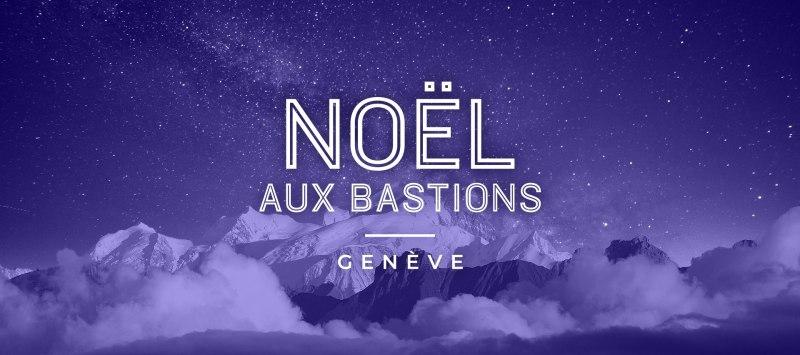 Noel aux Bastions, Parc des Bastions, Geneva