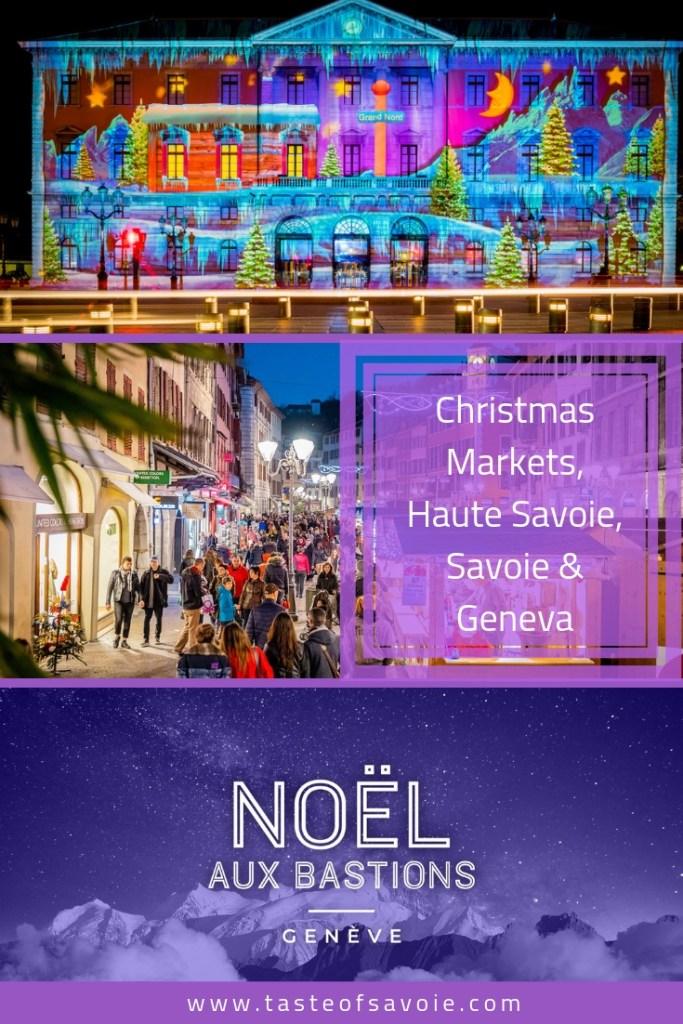 Christmas Markets, Haute Savoie, Savoie, Geneva