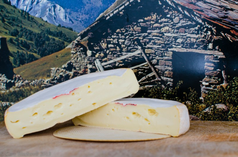 Reblochon Cheese from the Haute Savoie