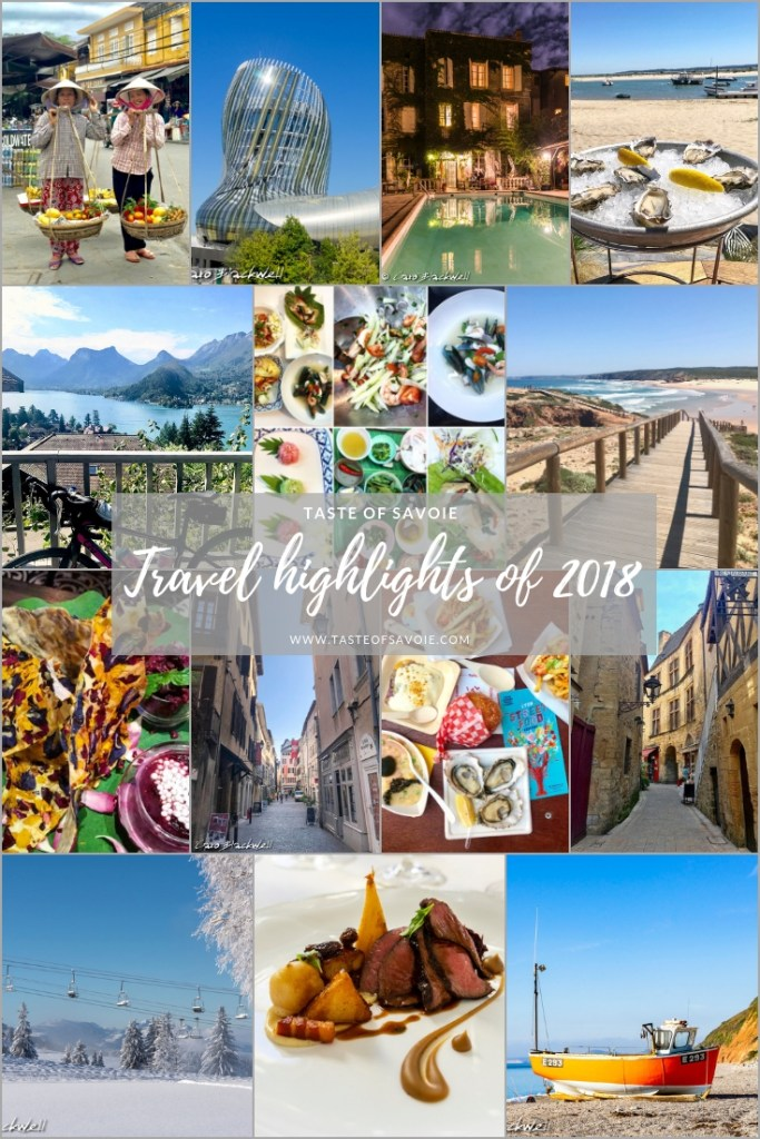 Taste of Savoie - Travel highlights of 2018 from a Culinary Travel Blogger