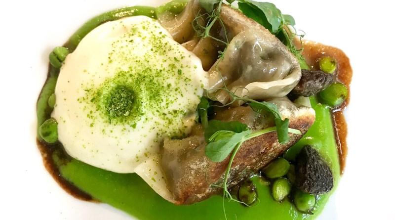Le Flacon, Michelin Starred restaurant, Carouge, Geneva