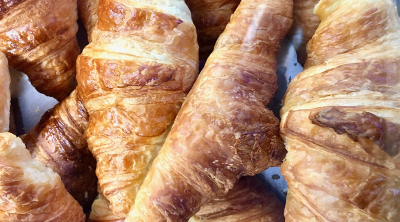 Recipe with Croissants
