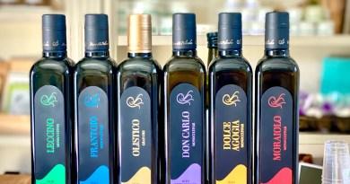 The Olive Oils at Passo della Palomba, Todi, Umbria