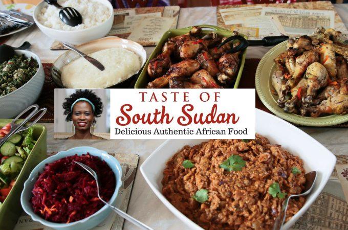 Taste of South Sudan food, delicious authentic african food, South Sudanese food, Sudanese party, African party, African food,