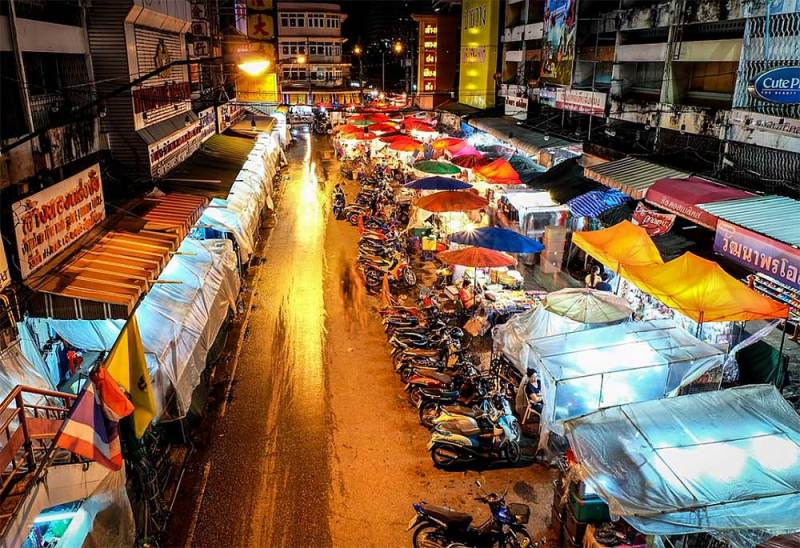 Warorot Market - Best Place For Northern Thai Food
