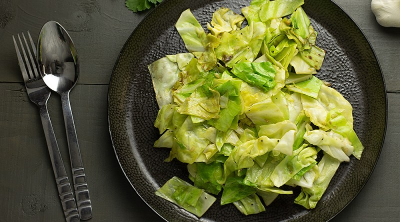 Thai Cabbage Stir Fry Recipe