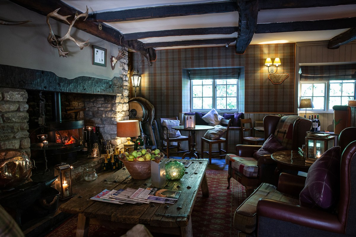 The Pheasant Hotel © Polly Baldwin