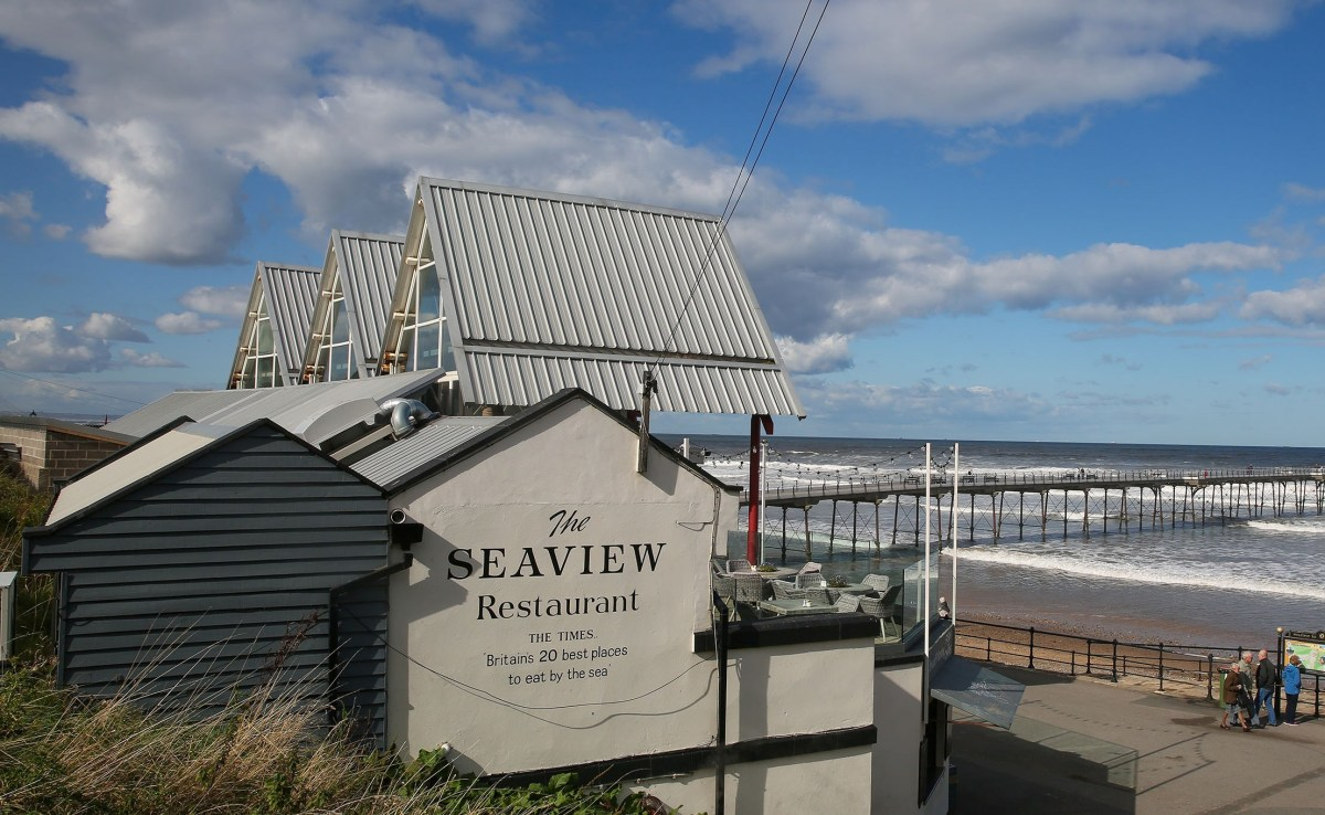 Seaview Restaurant © Ceri Oakes