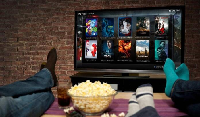 Gledanje filmova