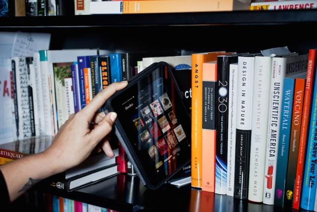 Čitanje knjiga online: besplatne knjige i aplikacije   Taster