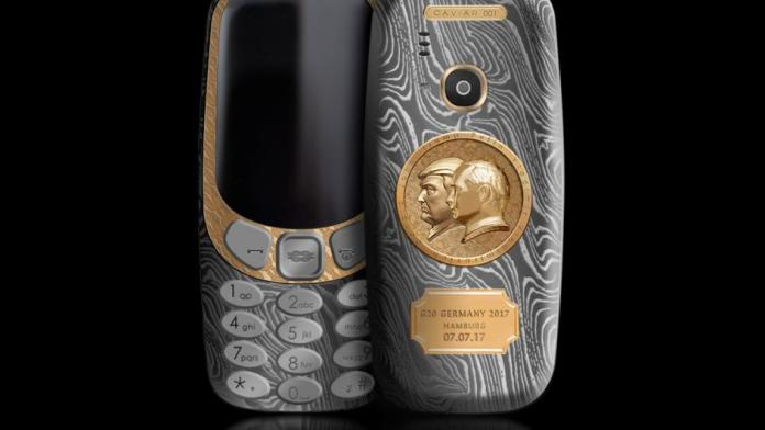 Nokia Putin Tramp