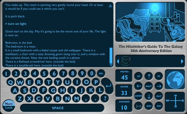 The Hitchhiker's Guide to the Galaxy the RPG