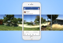 facebook 360 fotografije