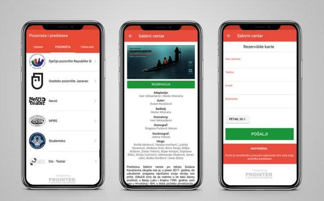 bl teatar by prointer aplikacija