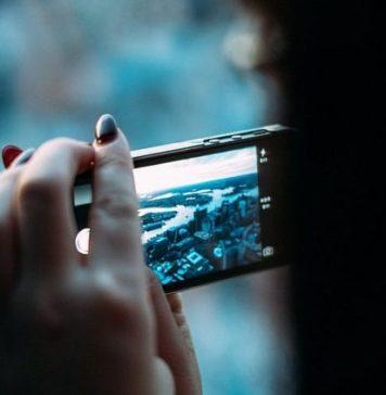 obrada fotografije na telefonu