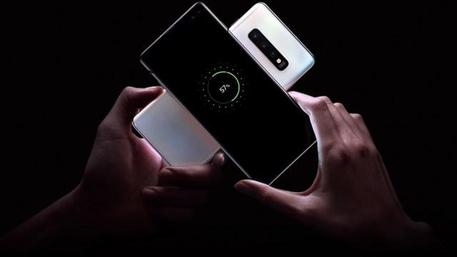 galaxy s10 wireless powershare