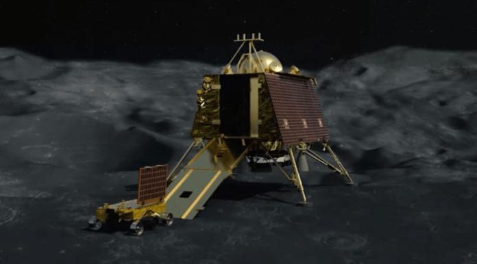 indijski lunarni lander