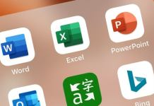 Microsoft Office Android Word Excel Powerpoint aplikacija