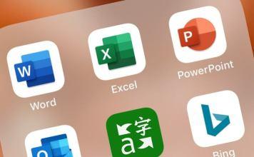 Microsoft Office Android Word Excel Powerpoint aplikacija