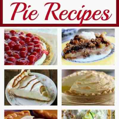 Fourteen Holiday Favorite Pies