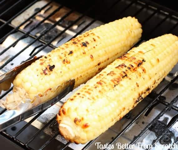 Grilled Corn on the Cob 2