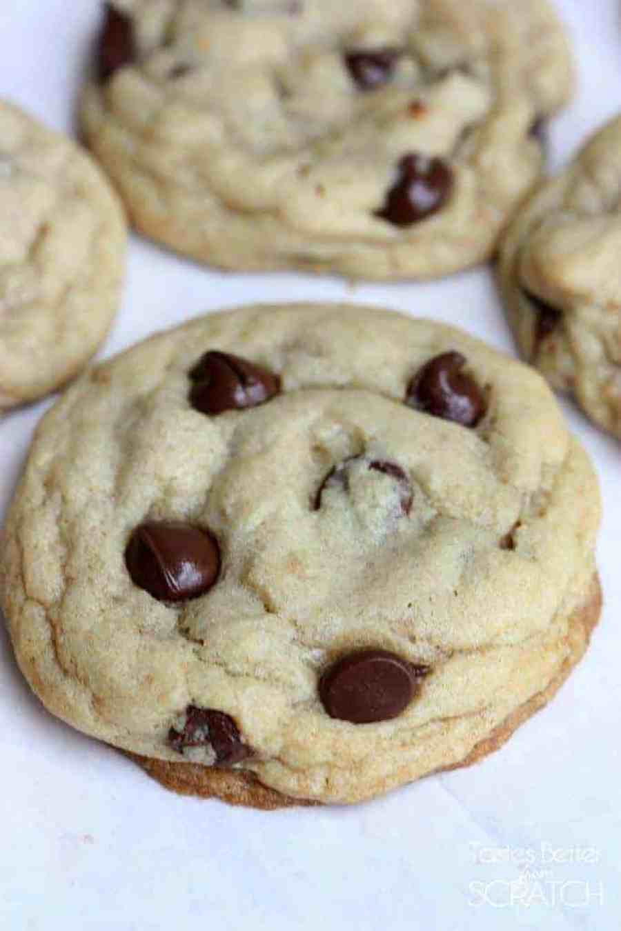 Perfect Chocolate Chip Cookies Tastes Better From Scratch