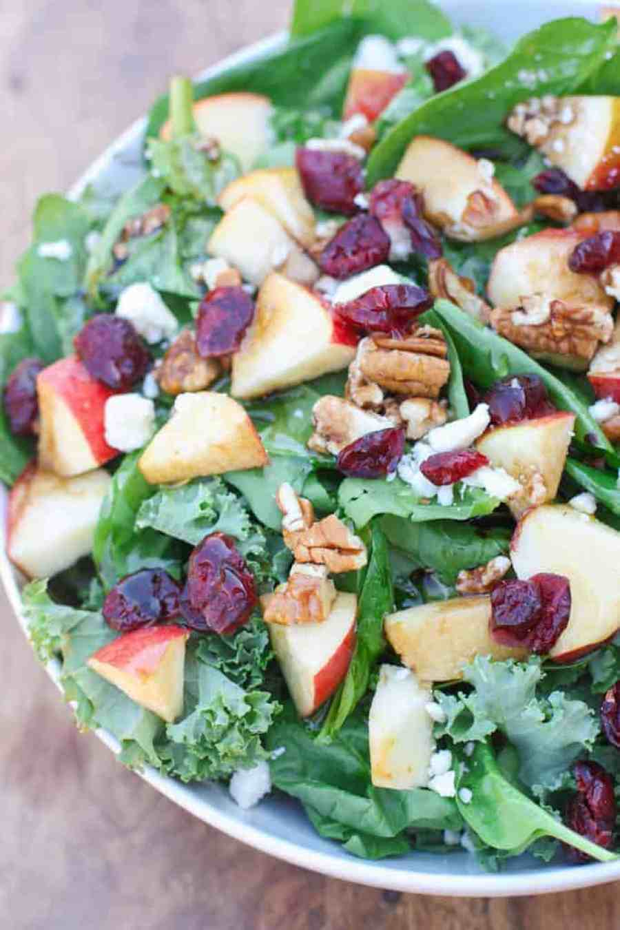 Apple Cranberry Pecan Salad | Tastes Better From Scratch
