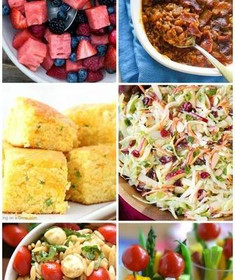 25 BEST Sides to bring to a BBQ