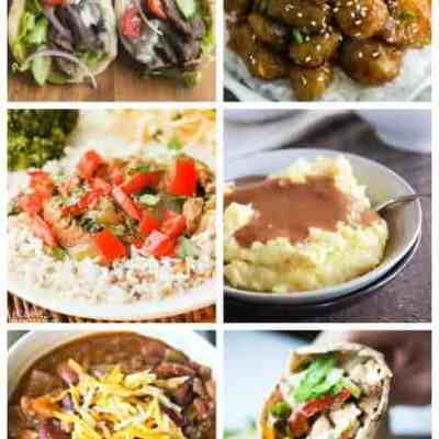 Quick and Easy Instant Pot Recipes