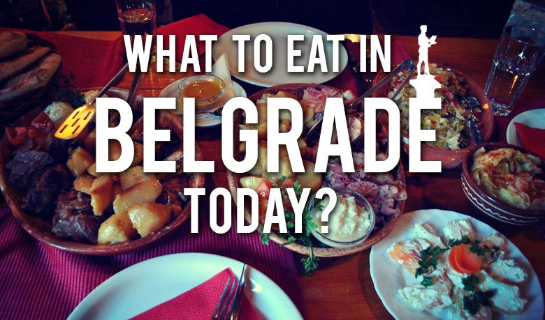 what to eat in belgrade