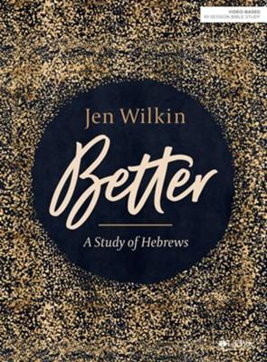 Hebrews Better study focus on faith